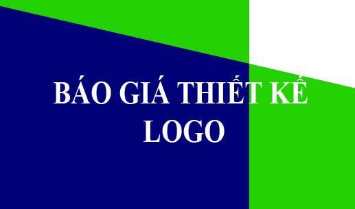 báo giá thiết kế logo