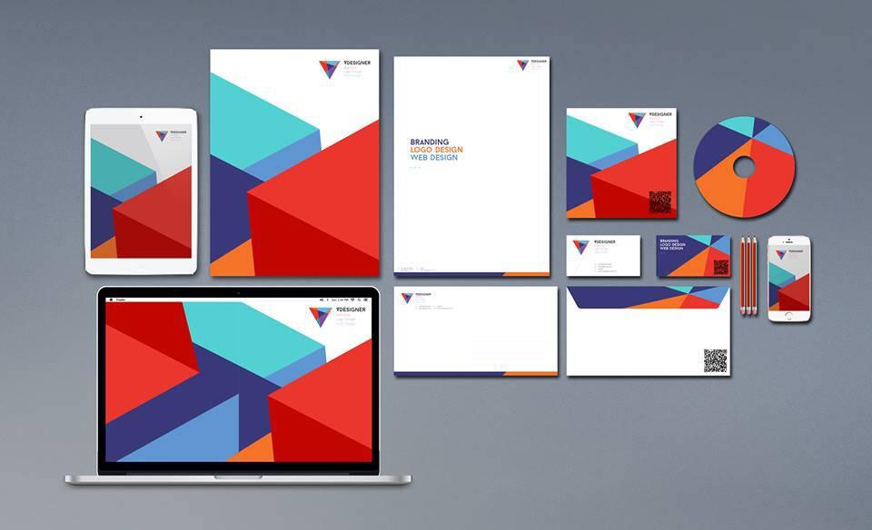 Thiết kế bộ nhận diện thương hiệu tại Bắc Ninh