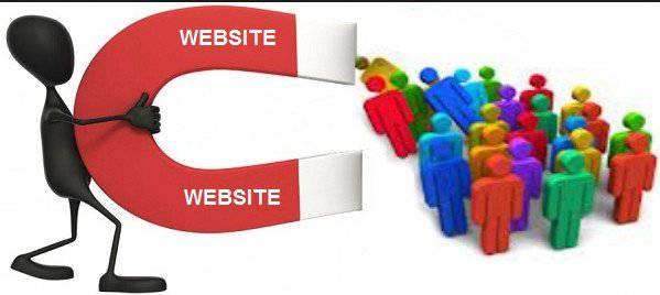Website thu hút hàng ngàn khách hàng tiềm năng