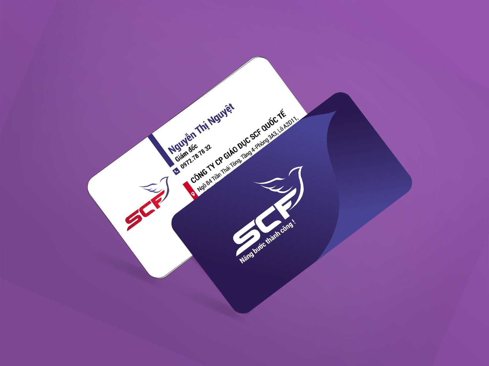 in danh thiếp tại Bắc Ninh, Dịch vụ in danh thiếp card visit cho công ty