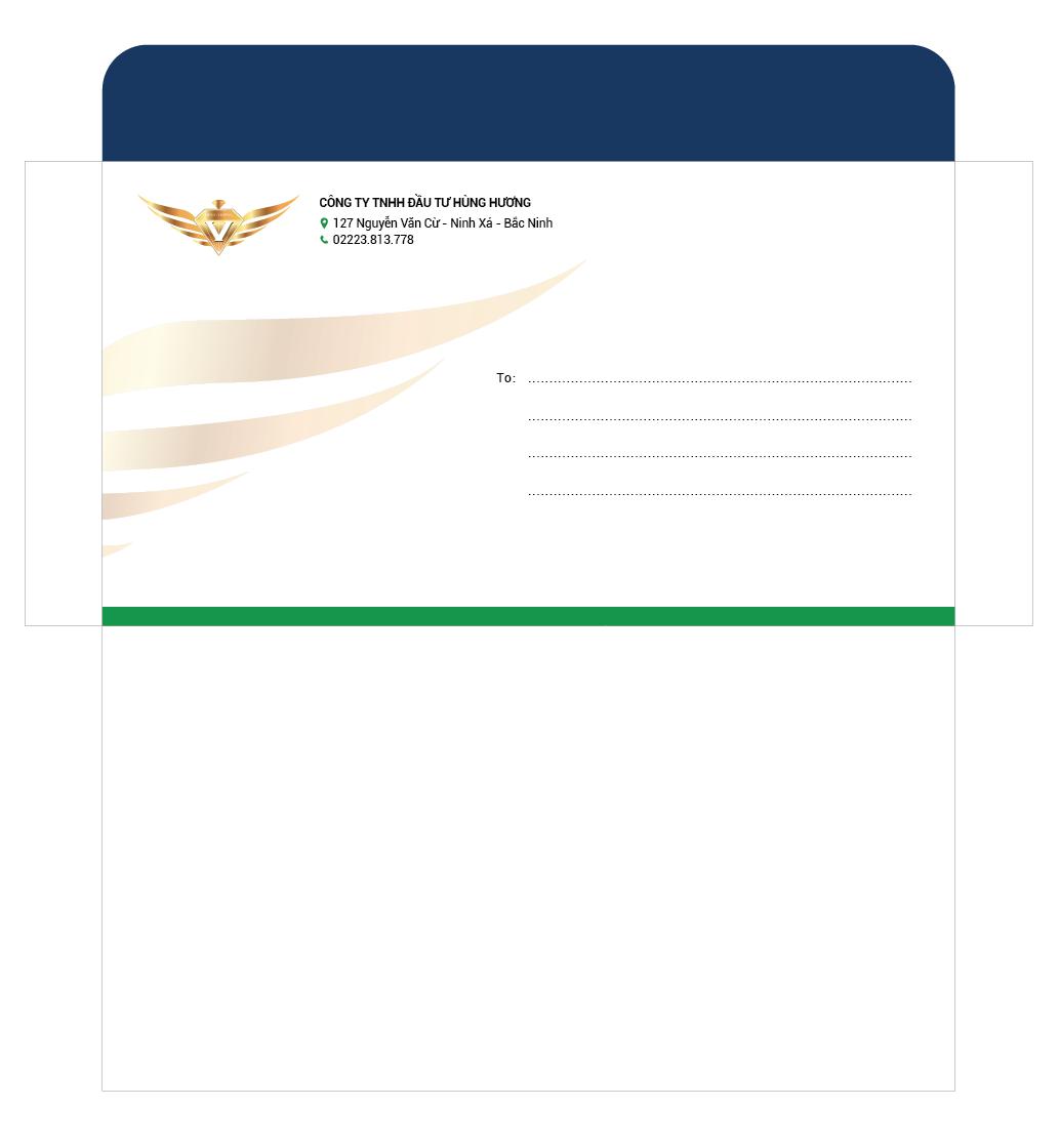 thiết kế phong thư tại bắc ninh