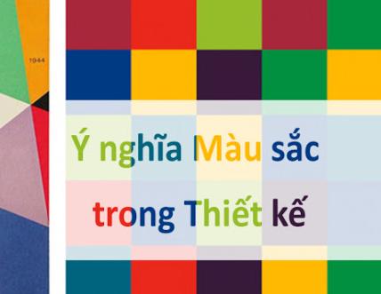 Ý nghĩa màu sắc cho thiết kế thương hiệu