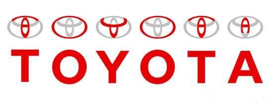 Logo toyota- thiết kế logo đẹp tại Bắc Ninh