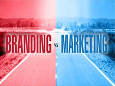 Phân biệt Marketing và Branding