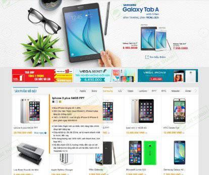 Thiết kế website chuyên nghiệp tại Bắc Ninh