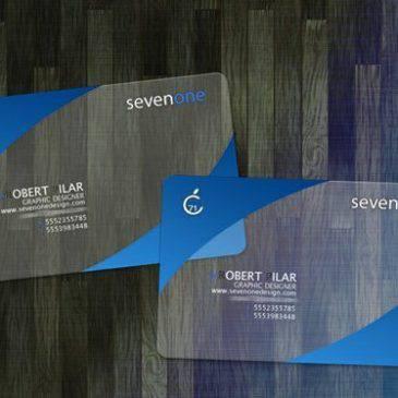 Thiết kế in ấn card visit ở Hà Nội