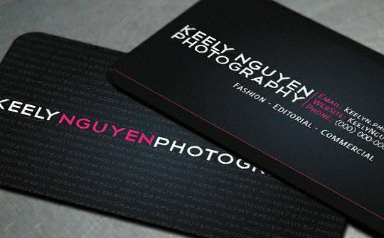 Business Card IV