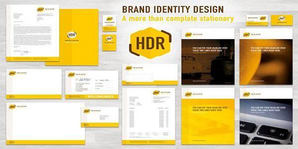 Báo giá thiết kế bộ nhận diện thương hiệu mẫu logo branding