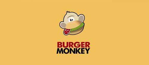 """Bộ sưu tập hơn 70 logo """"chú khỉ con"""" ngộ nghĩnh và đáng yêu (P1)"""
