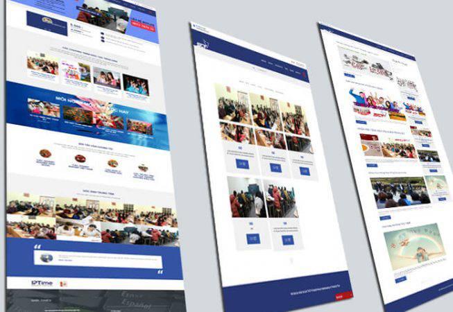 thiết kế website tiếng hàn tại băc ninh