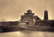 Thành Bắc Ninh xưa là 1 trong 4 thành trong Thăng Long tứ trấn.