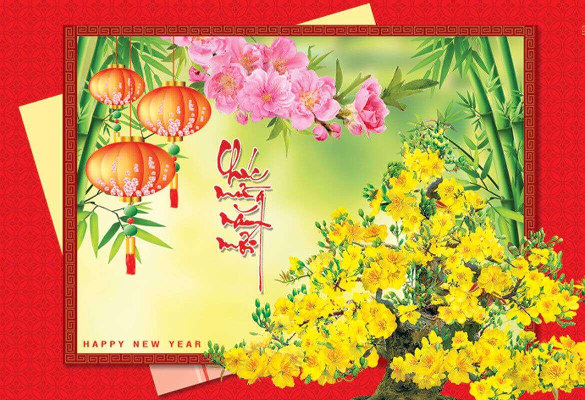 Lời chúc mừng năm mới
