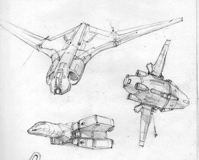 Nghệ sĩ này biến những đồ vật bình thường nhất thành tàu vũ trụ với thiết kế vô cùng ngoạn mục - Ảnh 11.