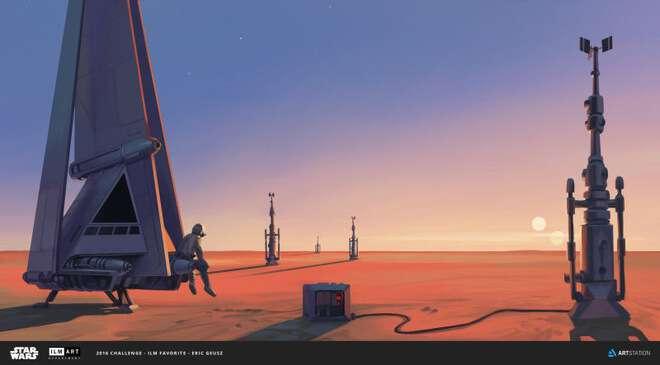 Nghệ sĩ này biến những đồ vật bình thường nhất thành tàu vũ trụ với thiết kế vô cùng ngoạn mục - Ảnh 12.