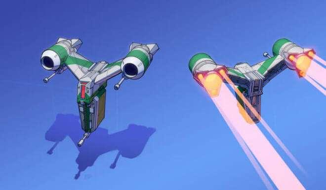 Nghệ sĩ này biến những đồ vật bình thường nhất thành tàu vũ trụ với thiết kế vô cùng ngoạn mục - Ảnh 6.