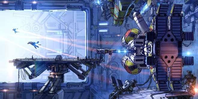 Nghệ sĩ này biến những đồ vật bình thường nhất thành tàu vũ trụ với thiết kế vô cùng ngoạn mục - Ảnh 9.