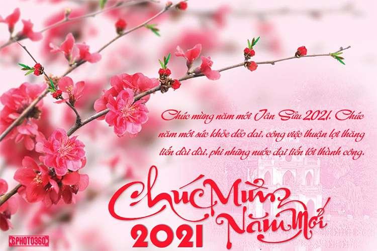 Top 99+ Hình Chúc Mừng Năm Mới 2021 Xuân Tân Sửu