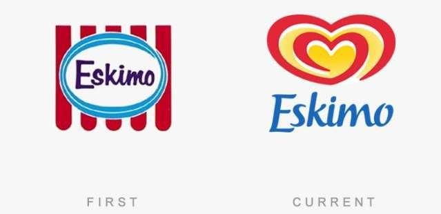 50 Logo với lịch sử thay đổi của nó