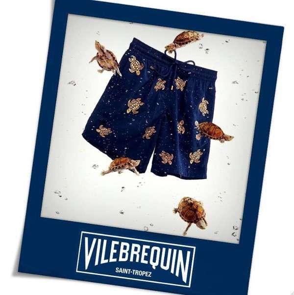 Phong cách của The Beatles đã tạo cảm hứng cho thương hiệu Vilebrequin.