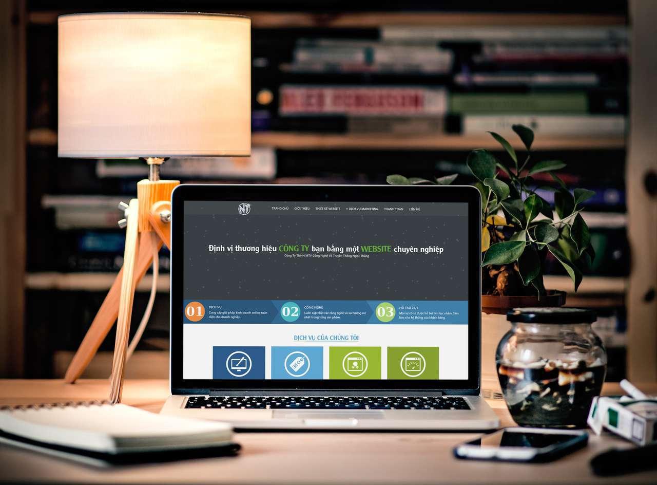 Dịch vụ thiết kế website tại bắc ninh giá rẻ