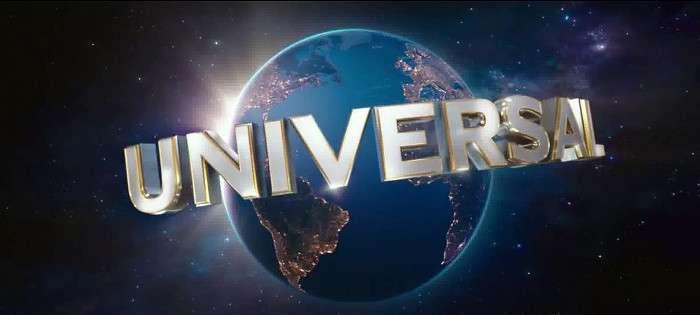 Logo của hãng Universal.