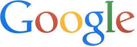 Logo Google năm 2013-2015