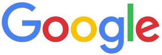 Logo Google tháng 9/2015