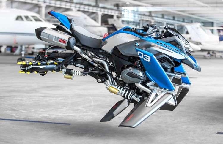 Hover Ride Concept