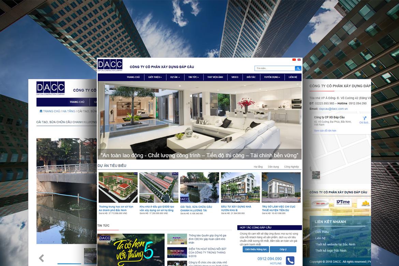 vị trí vàng khi thiết kế website