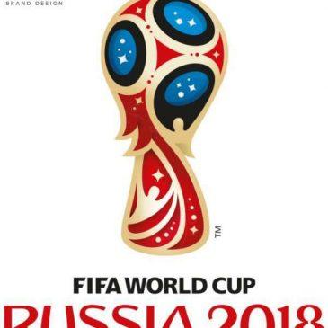 World Cup 2018 Mẫu logo đẹp và cùng nhìn lại những mẫu logo các mùa Word Cup trước