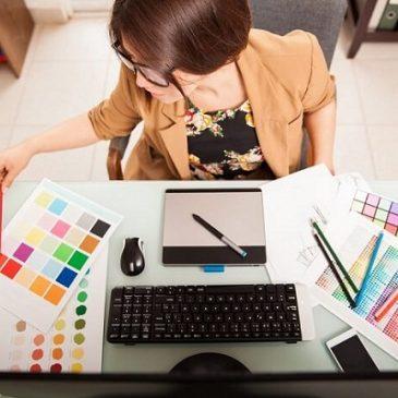 Công việc của nhân viên thiết kế đồ họa làm những gì