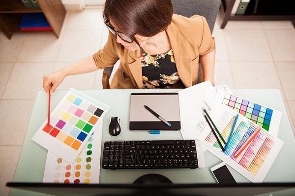 Bản mô tả công việc nhân viên thiết kế đồ họa