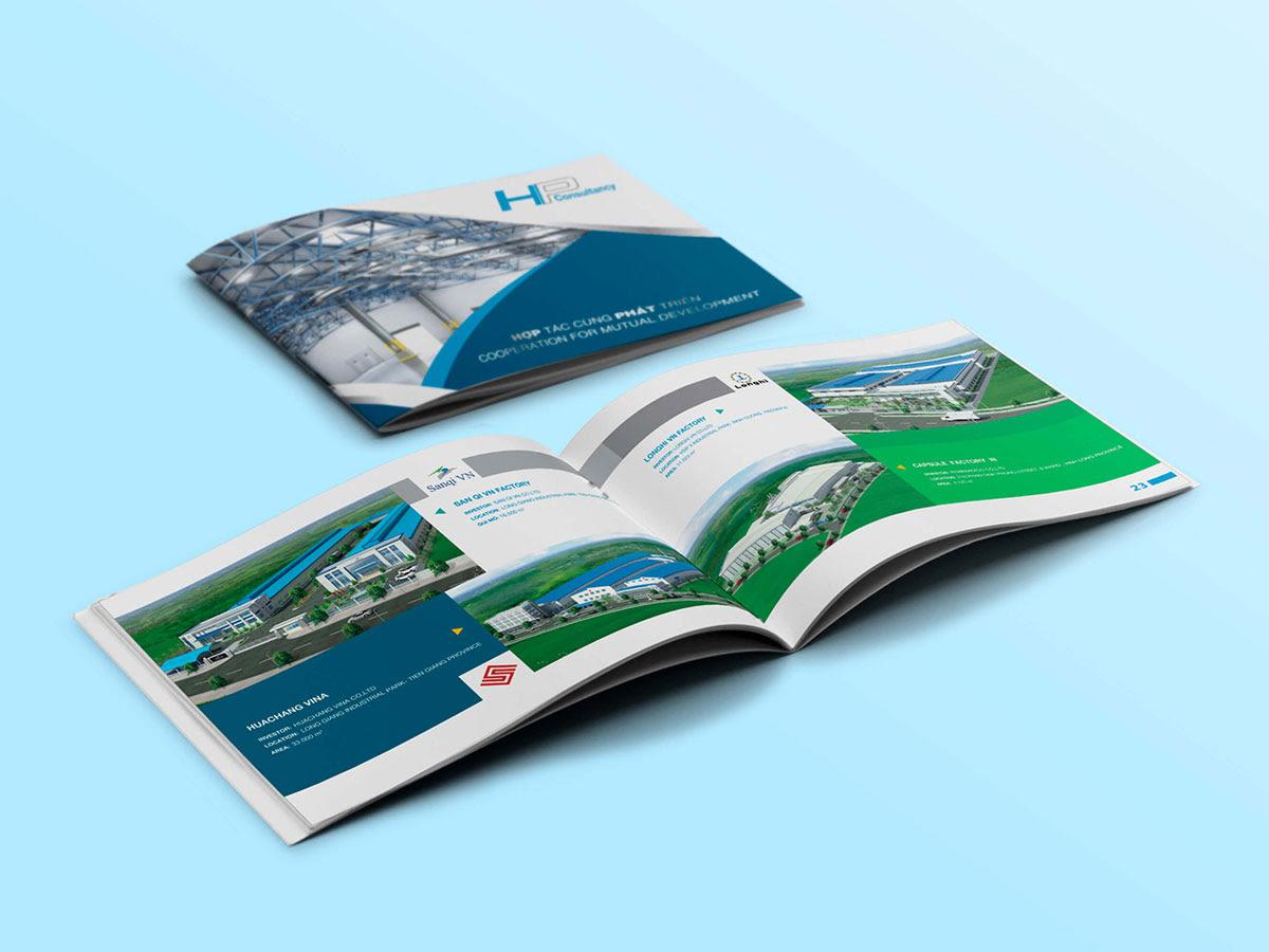 Brochure sản phẩm