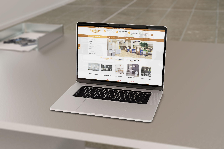 Thiết kế website chuyên nghiệp tại Hưng Yên
