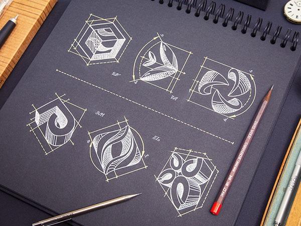 thiết kế logo linh hoạt và chuyên nghiệp