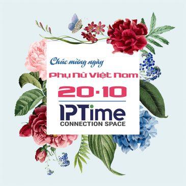 IPTIME Chúc mừng ngày Phụ nữ Việt Nam 20/10