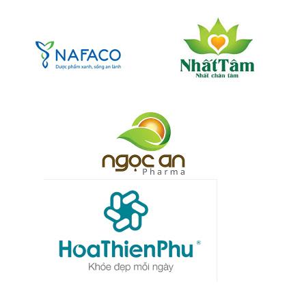 tham khao mau logo nhan dien thuong hieu duoc pham
