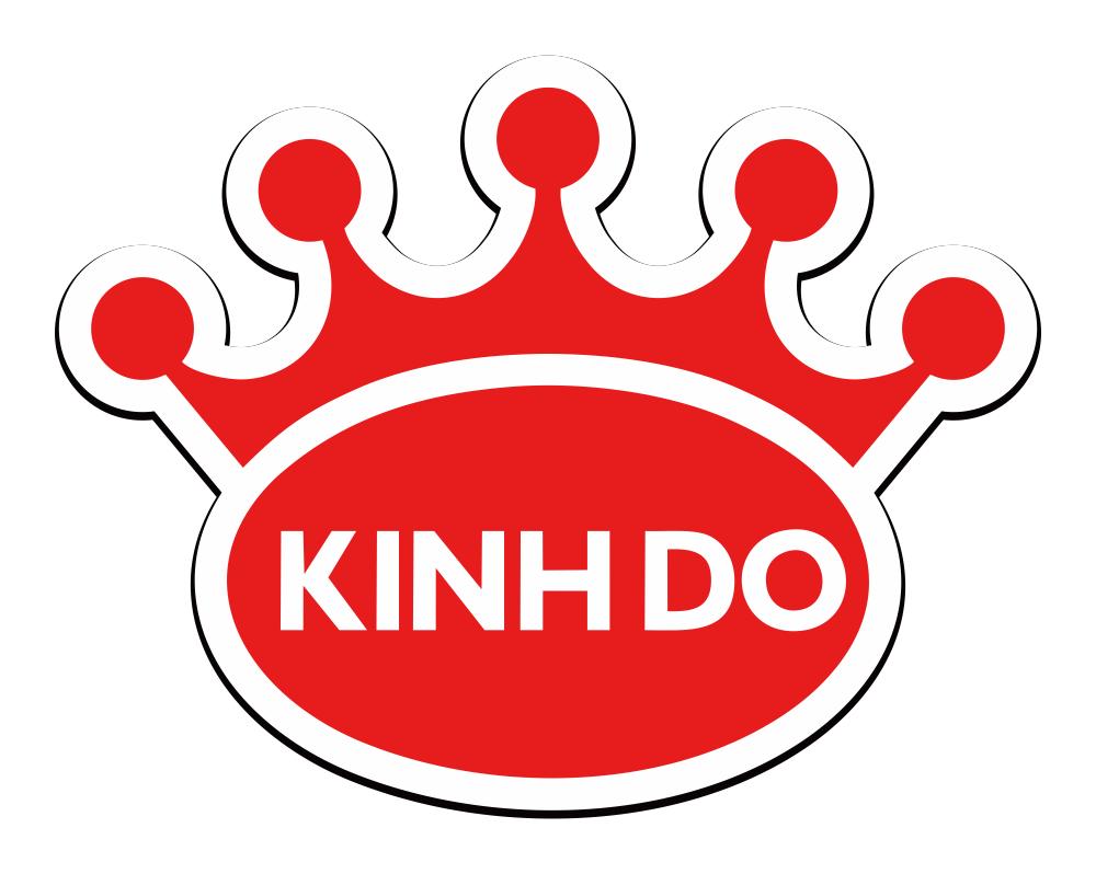 Kết quả hình ảnh cho logo kinh đô