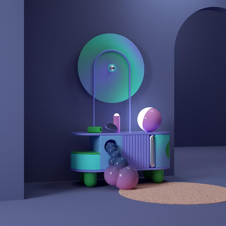 thiết kế bởi Santi Zoraidez