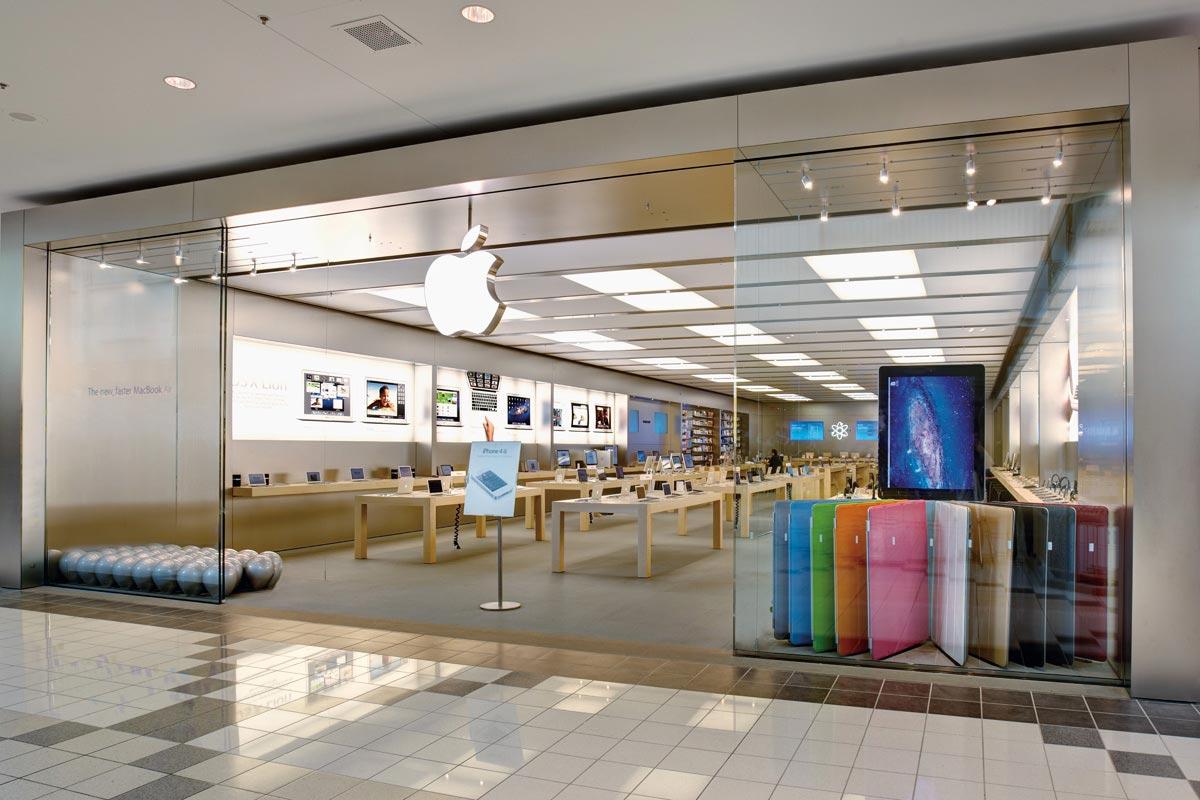 Apple thương hiệu nổi tiếng