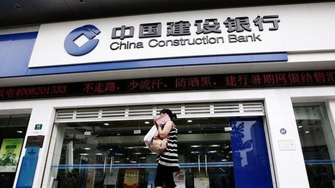 CCB – Ngân hàng xây dựng Trung Quốc