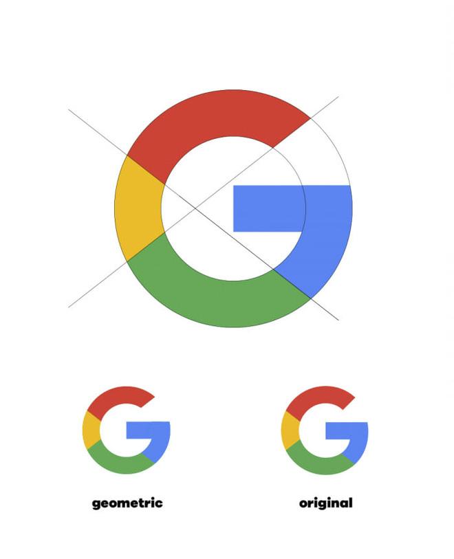 Đây là thiết kế hoàn hảo (cỡ lớn bên trên và cỡ nhỏ bên trái phía dưới)