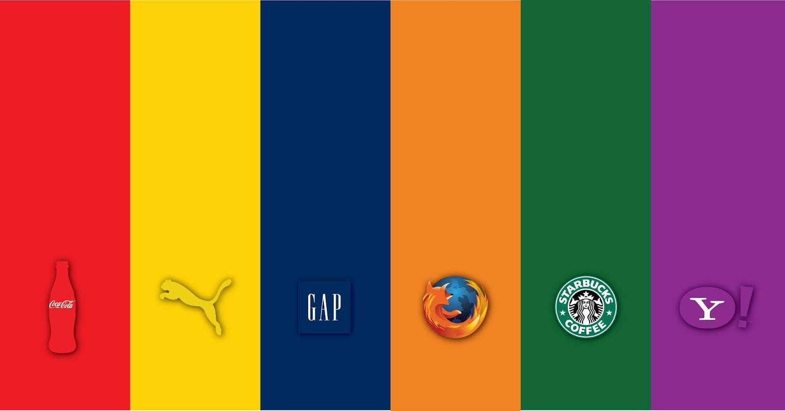 Kết quả hình ảnh cho Tâm lý màu sắc trong thiết kế logo iptime