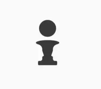 Logo ứng dụng Interact sử dụng công nghệ AI vào hỗ trợ người dùng thực hiện phỏng vấn. Bạn có thể thấy ngoài biểu tượng chữ i của tên Interact với hình ảnh giống như một quân cờ (biểu tượng cho sự thông minh), không gian âm của logo còn mang đến hình ảnh hai người ngồi đối diện nhau trong một cuộc phỏng vấn