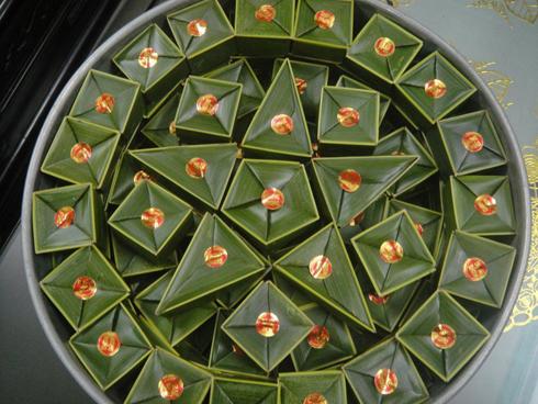 Bánh phu thê làng Đình bảng, một sản phẩm được tỉnh Bắc Ninh đưa vào danh sách 15 thương hiệu sản phẩm làng nghề