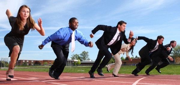 kinh doanh là cuộc đua marathon