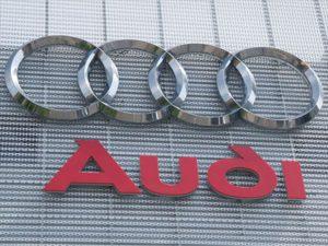 Biểu tượng mẫu thiết kế logo Audi