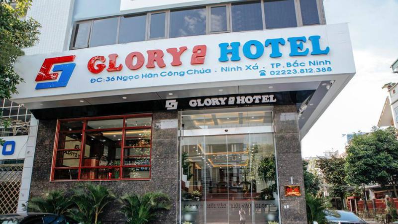 Kết quả hình ảnh cho glory hotel bắc ninh