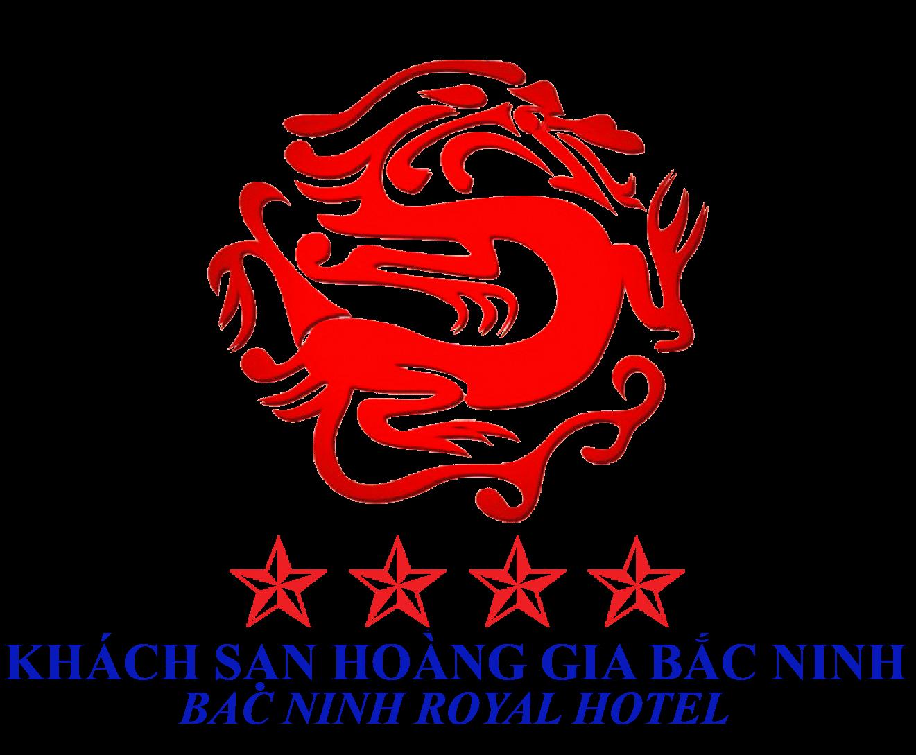 Kết quả hình ảnh cho khách sạn hoàng gia bắc ninh logo
