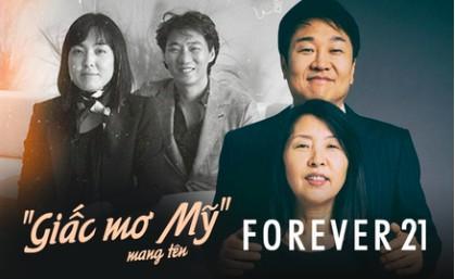 forever 21 phá sản